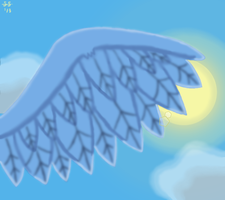 Day 18 - Wing by Silver---Streak