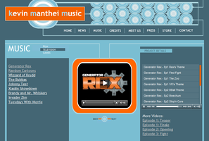 Generator Rex Soundtrack Source-Link Included by DRAGONLOVER101040