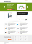 Newsletter product page by PaulNLD