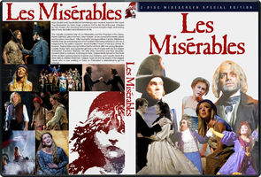 Dream Cast DVD Cover by LesMisFan