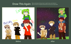 Draw This Again Challenge by PettyBluez