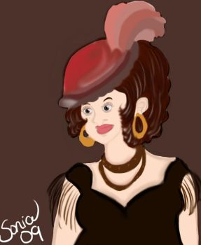 Red hat by Arwen-udomiel