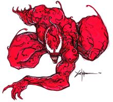 Carnage by ChrisOzFulton