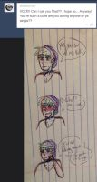 Ask Voltisepticeye #1 by Roxaslover1998