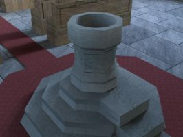 Cathedral - Font (Day) by Arkensark