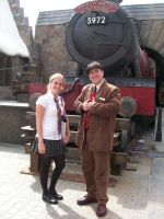Hogwarts Express by Kato-Cosplay