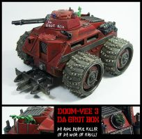 Doom-Vee 3 Da Grot Box by Proiteus