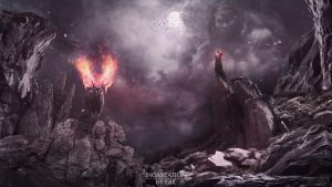 INCANTATION - BY YAX (Photomanipulation HD) by yax94470