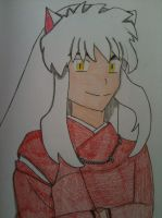 Inuyasha by madiquin185