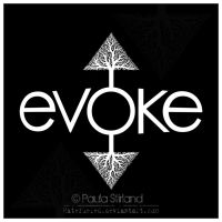 Evoke Logo Design by hatefueled