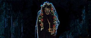 Santa Muerte by MsGolightly