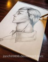 Erwin Smith Realistic by Janchii9898