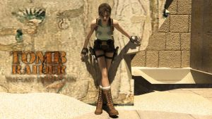 Tomb Raider IV by James--C