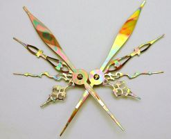 Rainbow Filigree Wing Picks by pervyyaoifancier