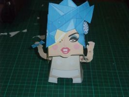 Telephone - Papercraft by BGSFM
