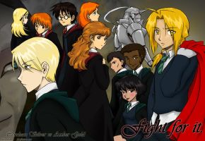 CSAG Cover - Hogwarts Group by kra