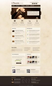 Chronicles - Premium Wordpress Church Theme by datcouch