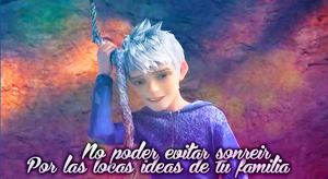WALLPAPER.~ Jack Frost_Locas ideas de Familia by Solita-San