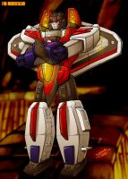 energon starscream by biotronX