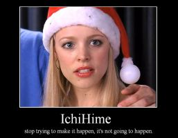 Ichihime Demotivational by bubbamax1990
