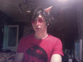 male!terezi cosplay animation:  S3XY L1CK :3 by Dead-Batter