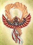Isis by redheaded-step-child
