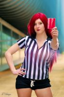 Red Card Katarina - League of Legends III by GloomyElls