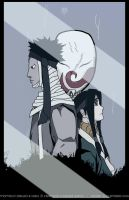 Zabuza and Haku - Dream by Y-K