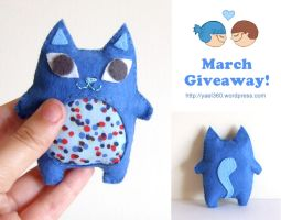 March giveaway by yael360