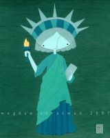 Statue of Liberty by renton1313