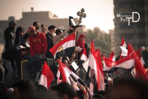 Egyptian Revolution 047 by MahmoudYakut
