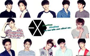 Exo K  Exo M by Sweety-B