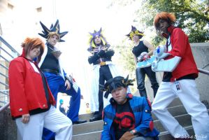 Afest2010 YGO Universe - 2 by Inufan078