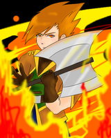 Fire Adept by Pharos-Chan