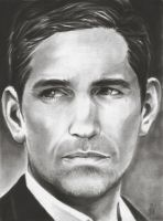 John Reese by junfender