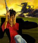 Dylan Dog - Exposition by davidedecubellis