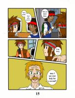 Digimon Heroes Page 15 by mallfoxgreen