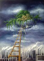 The Ladder by VivalaVida