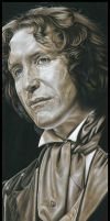 Doctor Who  -  The EigthDoctor by caldwellart