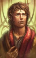 Young Baggins by GerryArthur