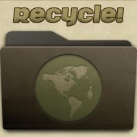 Recycle Folder Set by LoafNinja