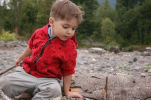 Ayden On Log by IQuitCountingStock