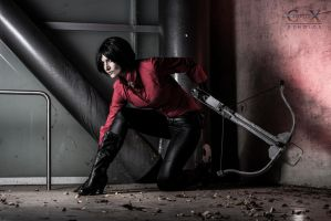 Long Time No See: Ada Wong by CLeigh-Cosplay