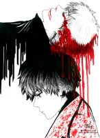 Day 5: Emperor (Tokyo Ghoul) by Aty-S-Behsam