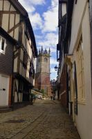 Shrewsbury alley ways by mattsill