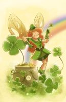 Lucky O'kelly by mikemaihack