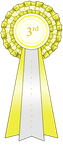 3rd Place Ribbon by theRyanna