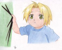 Edward Elric by arimi-19