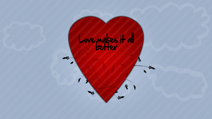 Love Makes It Better by Metal-aben