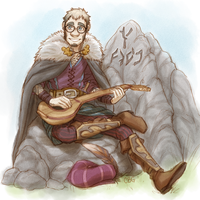 U.S. - Wanna hear a song? by PaperZombiie